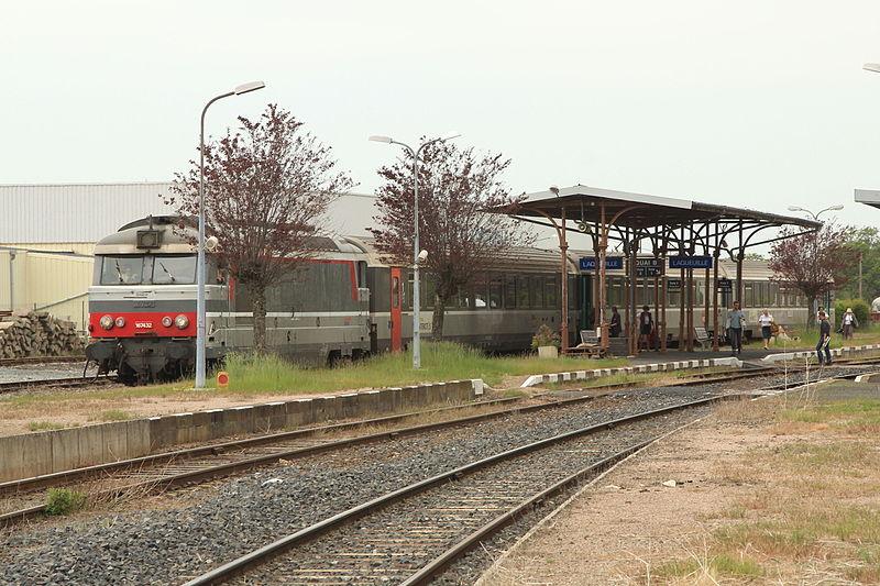 Le Ventadour Train1